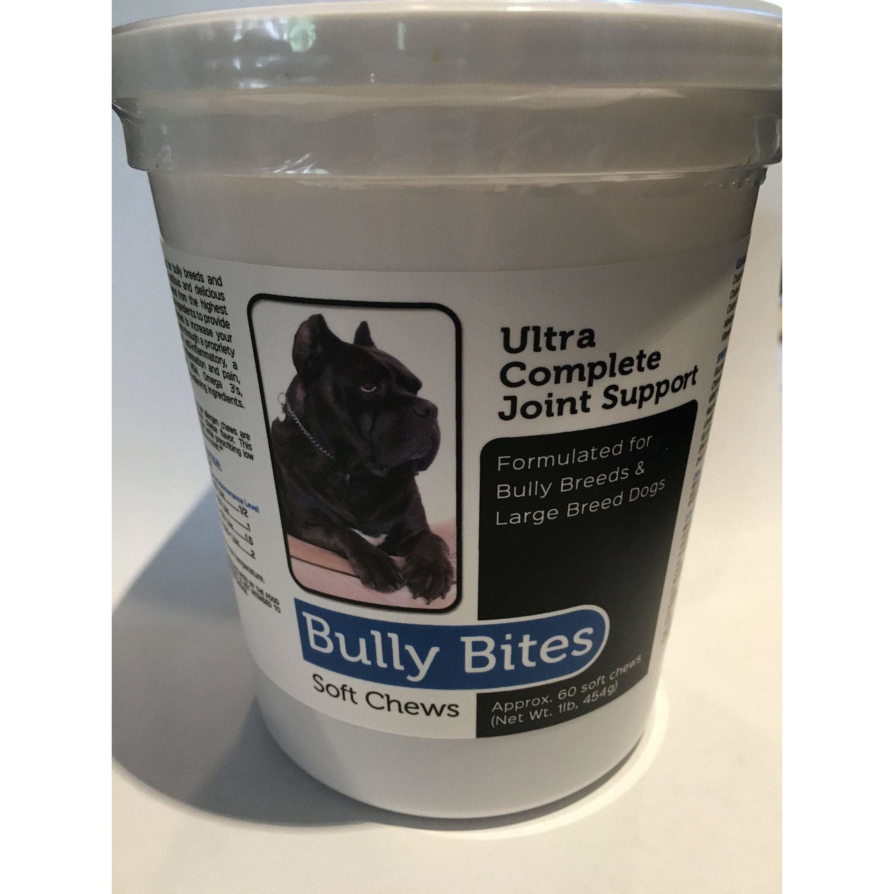 Bully Bites Ultra Complete Joint Support Soft Chews Bullybeds.com