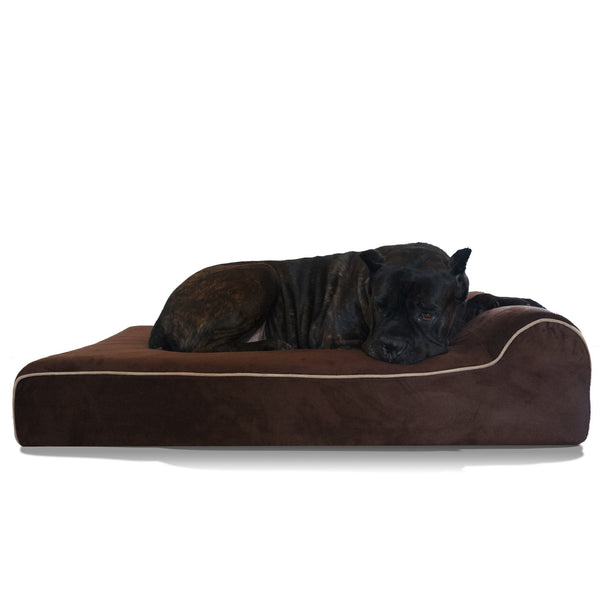 Bully Bed Orthopedic, Washable & Waterproof Big Dog Beds Bully Bed bullybeds.com