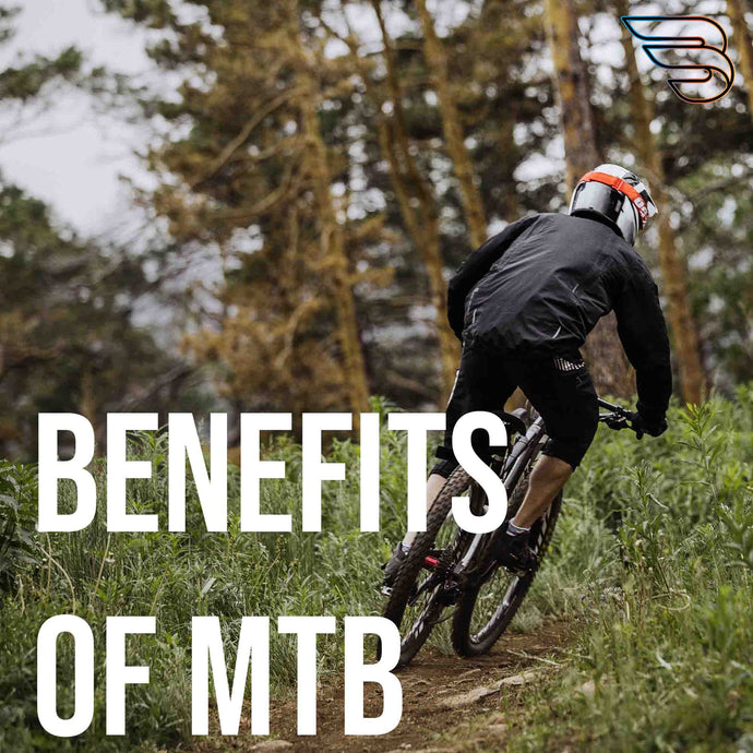Physical and Mental Benefits of Mountain Biking
