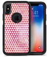 50 Shades of Pink Micro Triangles - iPhone X OtterBox Case & Skin Kits
