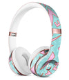 90's Zig Zag Full-Body Skin Kit for the Beats by Dre Solo 3 Wireless Headphones