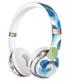 Absorbed Watercolor Texture v3 Full-Body Skin Kit for the Beats by Dre Solo 3 Wireless Headphones