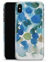 Absorbed Watercolor Texture v3 - iPhone X Clipit Case