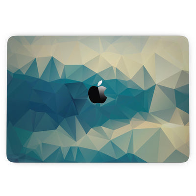 MacBook Pro with Touch Bar Skin Kit - Abstract_Aqua_and_Gold_Geometric_Shapes-MacBook_13_Touch_V3.jpg?
