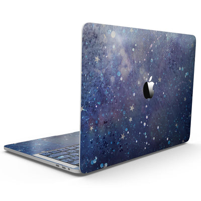 MacBook Pro with Touch Bar Skin Kit - Abstract_Blue_Grungy_Stars-MacBook_13_Touch_V9.jpg?