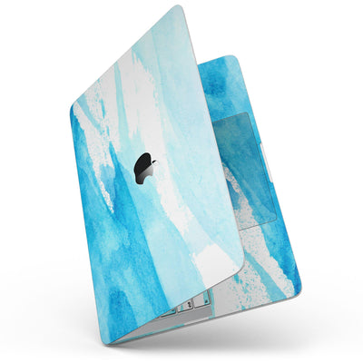 MacBook Pro with Touch Bar Skin Kit - Abstract_Blue_Strokes-MacBook_13_Touch_V7.jpg?
