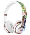 Abstract Colorful WaterColor Vivid Tree Full-Body Skin Kit for the Beats by Dre Solo 3 Wireless Headphones