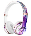 Abstract Colorful WaterColor Vivid Tree V2 Full-Body Skin Kit for the Beats by Dre Solo 3 Wireless Headphones