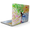 MacBook Pro with Touch Bar Skin Kit - Abstract_Colorful_WaterColor_Vivid_Tree_V3-MacBook_13_Touch_V9.jpg?
