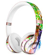 Abstract Colorful WaterColor Vivid Tree V3 Full-Body Skin Kit for the Beats by Dre Solo 3 Wireless Headphones