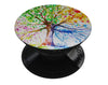 Abstract Colorful WaterColor Vivid Tree V3 - Skin Kit for PopSockets and other Smartphone Extendable Grips & Stands