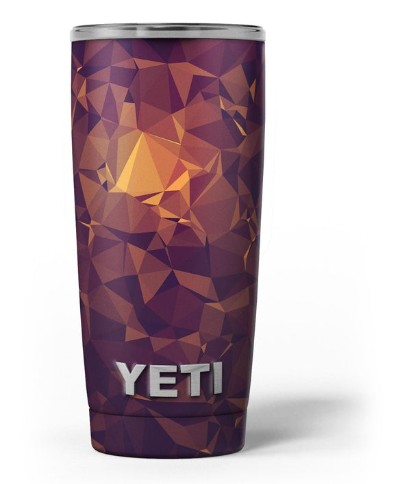 Abstract_Copper_Geometric_Shapes_-_Yeti_Rambler_Skin_Kit_-_20oz_-_V3.jpg