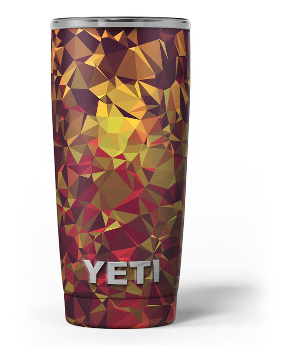 Abstract_Geometric_Lava_Triangles_-_Yeti_Rambler_Skin_Kit_-_20oz_-_V3.jpg