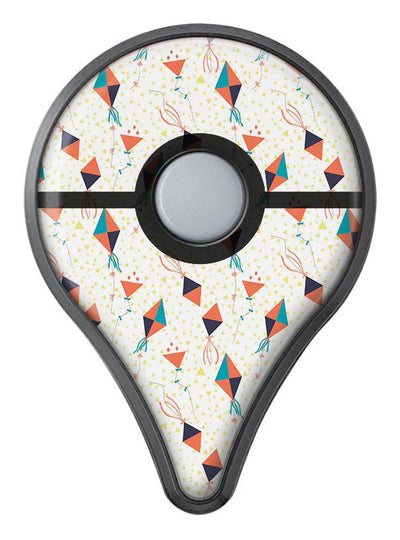 All Over Flying Kites Pattern Pokémon GO Plus Vinyl Protective Decal Skin Kit