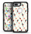 All Over Flying Kites Pattern - iPhone 7 Plus/8 Plus OtterBox Case & Skin Kits