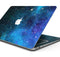 "Azure Nebula - Skin Decal Wrap Kit Compatible with the Apple MacBook Pro, Pro with Touch Bar or Air (11"", 12"", 13"", 15"" & 16"" - All Versions Available)"