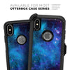 Azure Nebula - Skin Kit for the iPhone OtterBox Cases
