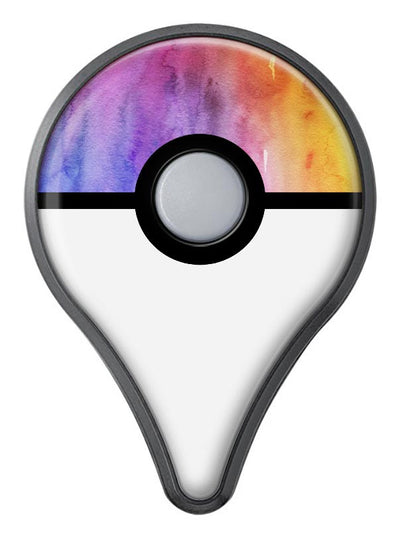 Blotted 6482 Absorbed Watercolor Texture Pokémon GO Plus Vinyl Protective Decal Skin Kit