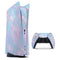 Blurry Opal Gemstone - Full Body Skin Decal Wrap Kit for Sony Playstation 5, Playstation 4, Playstation 3, & Controllers