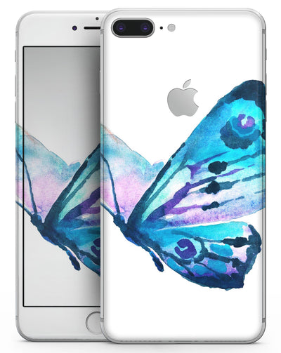 Bright Graceful Butterfly - Skin-kit for the iPhone 8 or 8 Plus
