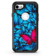Contrasting Butterfly - iPhone 7 or 8 OtterBox Case & Skin Kits