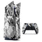 Desert Snow Camouflage V2 - Full Body Skin Decal Wrap Kit for Sony Playstation 5, Playstation 4, Playstation 3, & Controllers