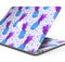 "Disco Pineapple - Skin Decal Wrap Kit Compatible with the Apple MacBook Pro, Pro with Touch Bar or Air (11"", 12"", 13"", 15"" & 16"" - All Versions Available)"