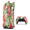 Dreamy Subtle Floral V1 - Full Body Skin Decal Wrap Kit for Sony Playstation 5, Playstation 4, Playstation 3, & Controllers
