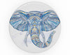Geometric Sacred Elephant - Skin Kit for PopSockets and other Smartphone Extendable Grips & Stands