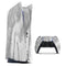 Gray Slate Marble V26 - Full Body Skin Decal Wrap Kit for Sony Playstation 5, Playstation 4, Playstation 3, & Controllers