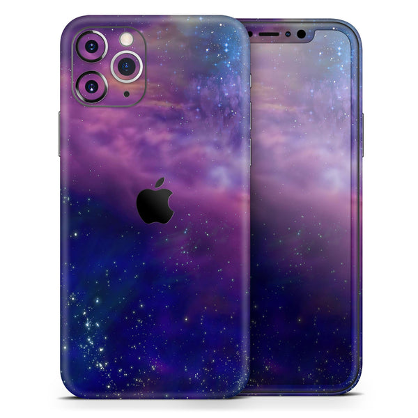 Here's to Another Space Adventure - Skin-Kit compatible with the Apple iPhone 12, 12 Pro Max, 12 Mini, 11 Pro or 11 Pro Max (All iPhones Available)