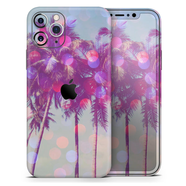 Hollywood Glamour - Skin-Kit compatible with the Apple iPhone 12, 12 Pro Max, 12 Mini, 11 Pro or 11 Pro Max (All iPhones Available)