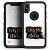 Lux Carpe Diem - Skin Kit for the iPhone OtterBox Cases