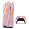 Magical Coral Marble V5 - Full Body Skin Decal Wrap Kit for Sony Playstation 5, Playstation 4, Playstation 3, & Controllers