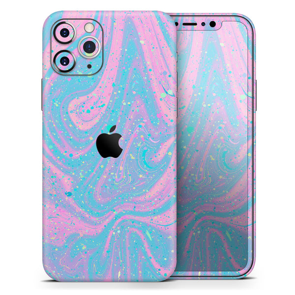 Magical Marble - Skin-Kit for the Apple iPhone 11, 11 Pro or 11 Pro Max