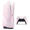 Marble Surface V1 Pink - Full Body Skin Decal Wrap Kit for Sony Playstation 5, Playstation 4, Playstation 3, & Controllers