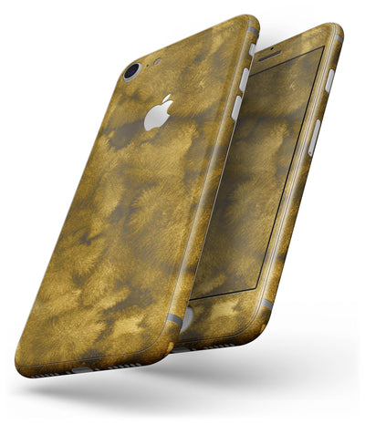 Micro Golden Fibers V2 - Skin-kit for the iPhone 8 or 8 Plus