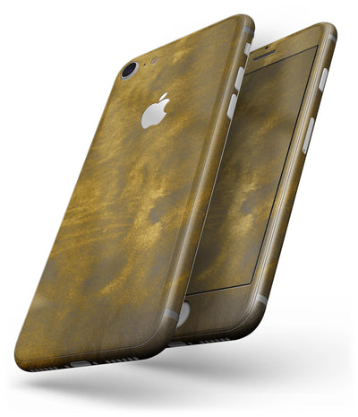 Micro Golden Fog - Skin-kit for the iPhone 8 or 8 Plus