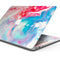"Modern Marble Cotton Candy Mix V1 - Skin Decal Wrap Kit Compatible with the Apple MacBook Pro, Pro with Touch Bar or Air (11"", 12"", 13"", 15"" & 16"" - All Versions Available)"