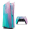 Pastel Marble Surface - Full Body Skin Decal Wrap Kit for Sony Playstation 5, Playstation 4, Playstation 3, & Controllers