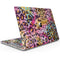 "Rainbow Leopard Sherbet - Skin Decal Wrap Kit Compatible with the Apple MacBook Pro, Pro with Touch Bar or Air (11"", 12"", 13"", 15"" & 16"" - All Versions Available)"