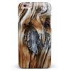 Raw Aged Knobby Wood iPhone 6/6s or 6/6s Plus INK-Fuzed Case