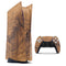 Raw Wood Planks V11 - Full Body Skin Decal Wrap Kit for Sony Playstation 5, Playstation 4, Playstation 3, & Controllers