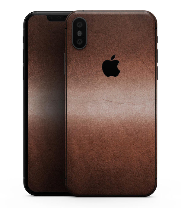 Rose Gold Cracked Surface V1 - iPhone XS MAX, XS/X, 8/8+, 7/7+, 5/5S/SE Skin-Kit (All iPhones Avaiable)