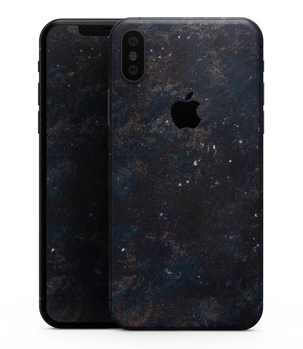 Rustic Textured Surface V1 - iPhone XS MAX, XS/X, 8/8+, 7/7+, 5/5S/SE Skin-Kit (All iPhones Avaiable)