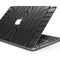 "Shiny Black Tire Tread - Skin Decal Wrap Kit Compatible with the Apple MacBook Pro, Pro with Touch Bar or Air (11"", 12"", 13"", 15"" & 16"" - All Versions Available)"