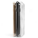Slate Marble Surface V51 iPhone 6/6s or 6/6s Plus 2-Piece Hybrid INK-Fuzed Case