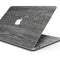"Smooth Gray Wood V2 - Skin Decal Wrap Kit Compatible with the Apple MacBook Pro, Pro with Touch Bar or Air (11"", 12"", 13"", 15"" & 16"" - All Versions Available)"