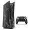 Smooth Black Marble - Full Body Skin Decal Wrap Kit for Sony Playstation 5, Playstation 4, Playstation 3, & Controllers