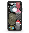 Spaced out Owls - iPhone 7 or 8 OtterBox Case & Skin Kits